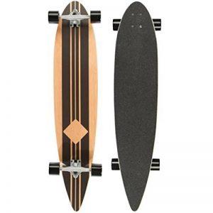 Ultrasport Longboard de downhill/Skateboard pour la pratique en ville et dans les parcs de la marque Ultrasport image 0 produit