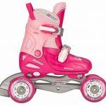 Unbekannt Nijdam 52QP_FRZ - Chaussures Ajustables pour Enfants, Fuchsia/Rose/Argent, Taille 30-33 de la marque Unbekannt image 3 produit