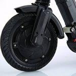 UrbanGlide Ride 80XL - Trottinette Électrique Mixte Adulte, Noir de la marque UrbanGlide image 2 produit