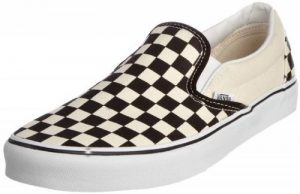 Vans Classic Slip-on Checkerboard, Baskets Mixte Adulte de la marque Vans image 0 produit