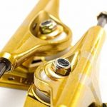 Venture TRUCK DE SKATE COLOR 5.25 LOW BEACON MARQUEE GOLD de la marque Venture image 1 produit