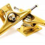 Venture TRUCK DE SKATE COLOR 5.25 LOW BEACON MARQUEE GOLD de la marque Venture image 3 produit