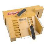 WayIn® 5pcs Kit Skatepark Pièces de rampe pour Tech Deck Fingerboard Mini Finger Skateboard Fingerboards Ultime Parcs de la marque WayIn image 1 produit