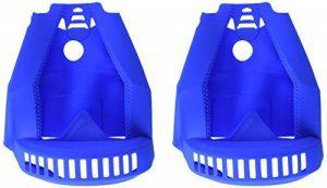 Weebot Housse siliconée de protection hoverboard 8 pouces (la paire) de la marque Weebot image 0 produit
