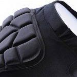 West Cyclisme de Protège hanche Butt 3D de ski Skate Patinage Ski/Snowboard Hockey d'équitation Roller Derby Impact Protection 3D rembourré pour femme de la marque West Biking image 4 produit