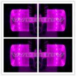 Wonnv LED Skateboard Complet Mini Cruiser 56cm de la marque wonnv image 1 produit