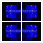 Wonnv LED Skateboard Complet Mini Cruiser 56cm de la marque wonnv image 2 produit