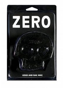 Zero - Skate Wax Wax Skull Black - Taille:one Size de la marque Zero image 0 produit