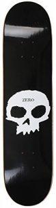 Zero - Skateboard Planche Seule Us Single Skull Black White - Taille:one Size de la marque Zero image 0 produit